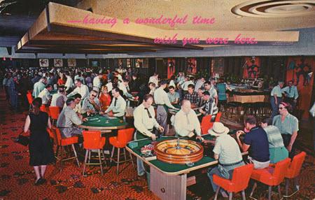casino postcard